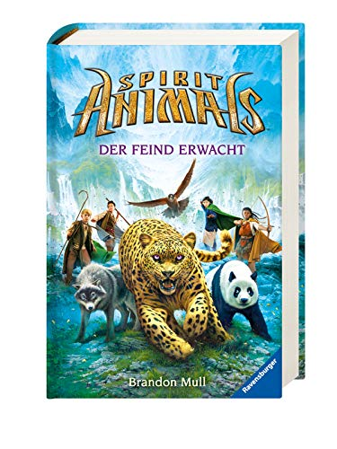 Brandon Mull - Spirit Animals 1: Der Feind erwacht (HC - Spirit Animals)