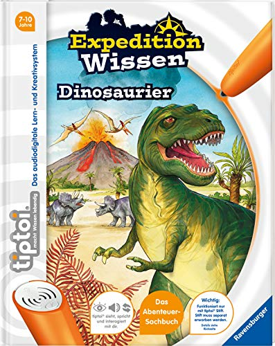 tiptoi® Expedition Wissen: Dinosaurier