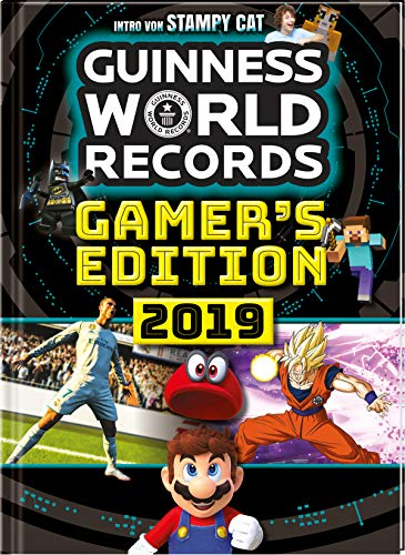 Guiness World Records Gamer's Edition 2019