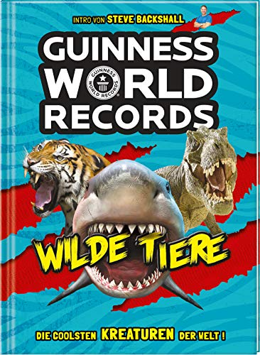 Guinness World Records Wilde Tiere: Die coolsten Kreaturen der Welt