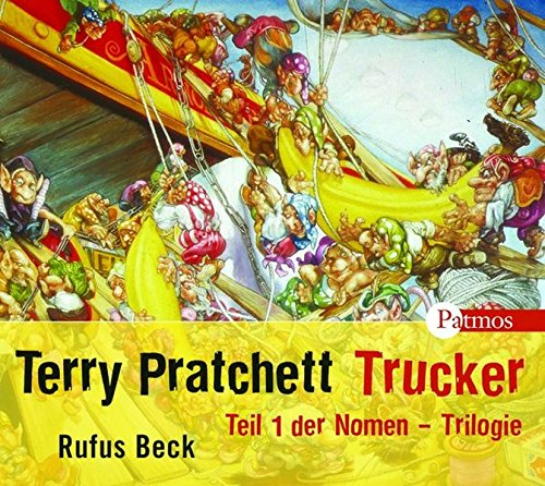 Terry Pratchett - Trucker (Nomen 1)