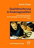 Kindertagesst�tten: Qualit�tssicherung in Kindertagesst�tten