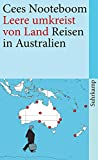 Australien: Leere umkreist von Land. Australien: Reisen in Australien