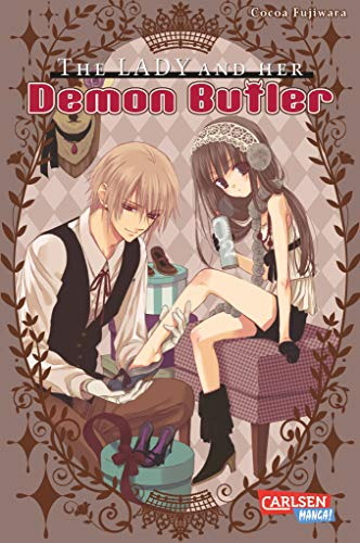 Cocoa Fujiwara - The Lady And Her Demon Butler