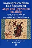 Depression: Angst und Depression im Alltag