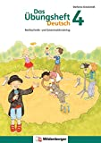 Das �bungsheft Deutsch / Das �bungsheft Deutsch 4: Rec...