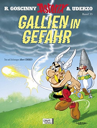 Uderzo, Albert - Gallien in Gefahr (Asterix 33)