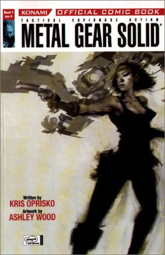 Oprisko, Kris / Wood, Ashley - Metal Gear Solid (Band 1)