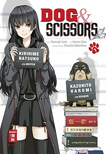 Sarai/Ooba/Nabeshima - Dog & Scissors 01