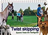 Seilspringen: Twist Skipping: Gummi-Twist mit Tierfiguren