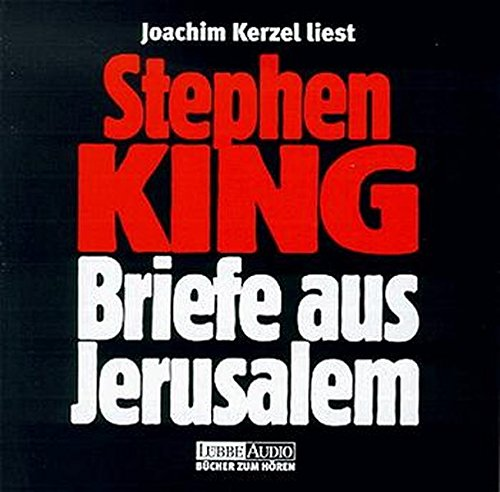 King, Stephen - Briefe aus Jerusalem