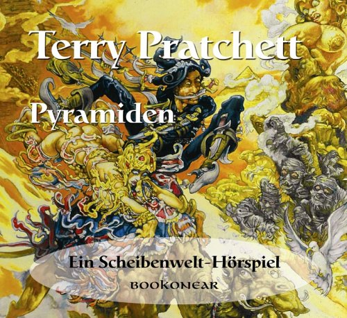 Pratchett, Terry - Pyramiden