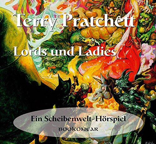Pratchett, Terry - Lords und Ladies
