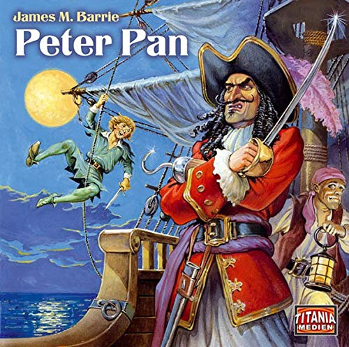 James M. Barrie - Peter Pan