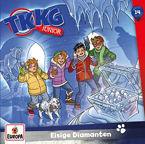 TKKG junior – Eisige Diamanten (Folge 14)