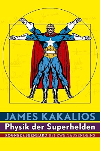 Kakalios, James - Physik der Superhelden