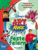 Disneys Art Attack, Feste feiern.
