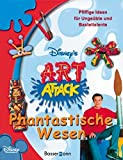 Disneys Art Attack, Phantastische Wesen.