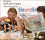 cd von Jrgen von der Lippe, Monika Cleves SieundEr. CD Botschaft aus parallelen Universen