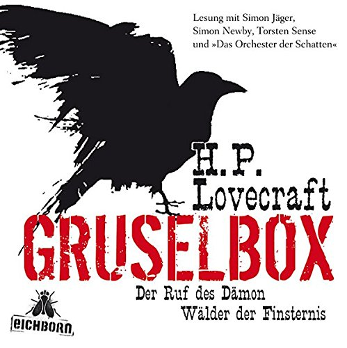 Lovecraft, H. P. - Grusel-Box (Insz. Lesungen)