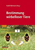 Tiere: Bestimmung wirbelloser Tiere
