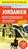 Jordanien: Marco Polo Reisefhrer Jordanien: Besuch der unterirdischen Bankettsle. Festung Karak: Zeuge aus der Zeit der Kreuzritter. Ausritt in das Wadi Rum. Faszination endlose Weite