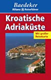Reiseziele: Kroatische Adriakste, Dalmatien, Baedeker Allianz Reisefhrer