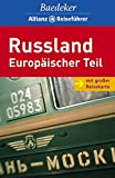 Russland: Baedeker Allianz Reisefhrer Russland Europischer Teil