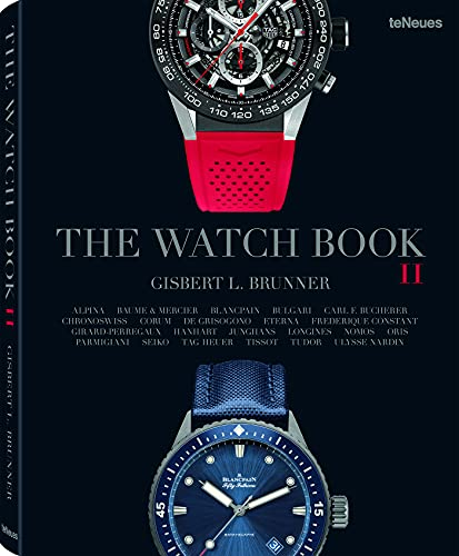 The watch book 2 par Gisbert Brunner