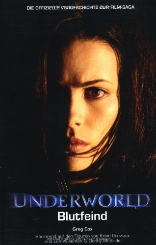 Cox, Greg - Underworld - Blutfeind