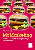 Fast Food Restaurants: McMarketing: Einblicke in die Marketing-Strategie von McDonald's