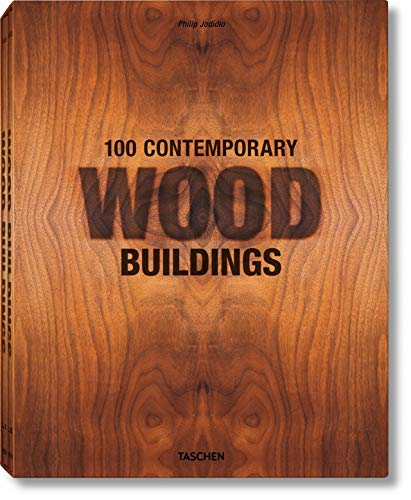 JU-100 contemporary wood buildings - Italien, Espagnol, Portugais - coffret 2 volumes -