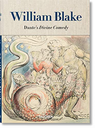 William Blake: The Complete Drawings Dante's Divine Comedy