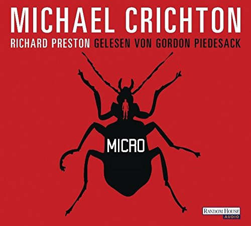 Michael Crichton / Richard Preston - Micro
