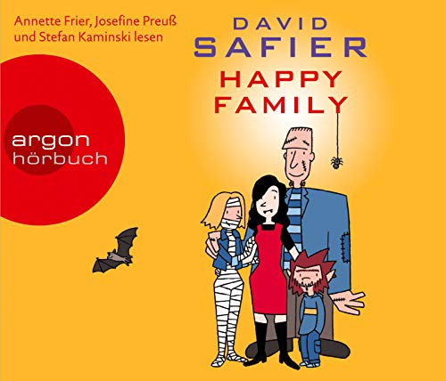 Safier, David - Happy Family (Lesung)