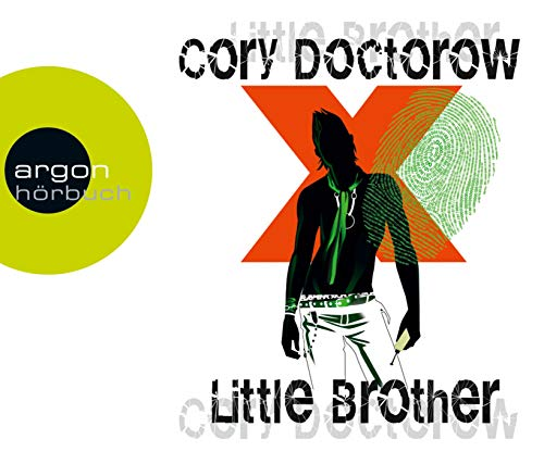 Cory Doctorow - Little Brother (Lesung)
