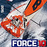 Force 10 - Sailing 2015 - Segelkalender (42 x 42)