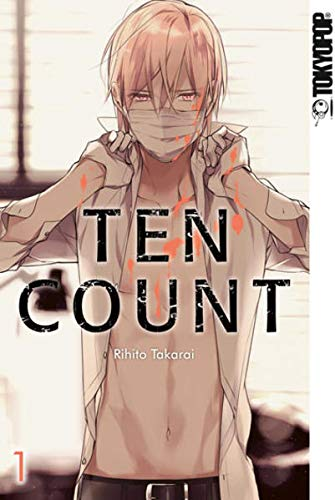 Rihito Takarai - Ten Count 01