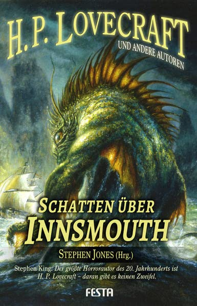 Stephen Jones (Hg.) - Schatten über Innsmouth
