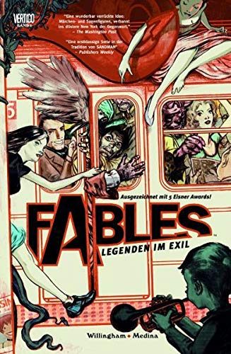 Willingham, Bill / Buckingham, Mark - Fables 1 - Legenden im Exil