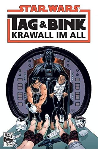 Rubio, Kevin - Star Wars: Tag & Bink - Krawall im All (Sonderband 39)