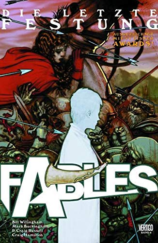 Willingham, Bill / Buckingham, Mark - Fables 4 - Die letzte Festung