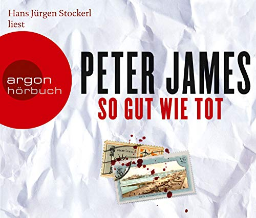 James, Peter - So gut wie tot (Hörbuch)