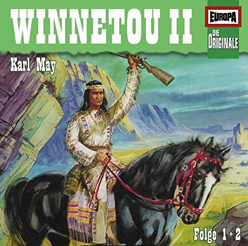 May, Karl - Winnetou II (Europa-Originale 11)