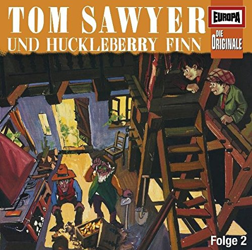Twain, Mark / Brac, Claudius - Tom Sawyer und Huckleberry Finn - Folge 2 (Europa-Originale 18)