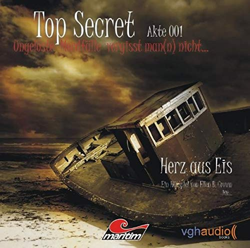 Crown, Ellen B. - Top Secret 1: Herz aus Eis