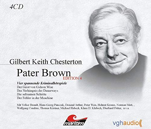 Chesterton, Gilbert Keith - Pater Brown Edition 4