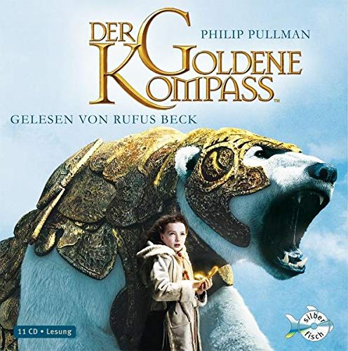 Pullman, Philip - Goldene Kompass, Der (His Dark Materials 1 - Lesung)