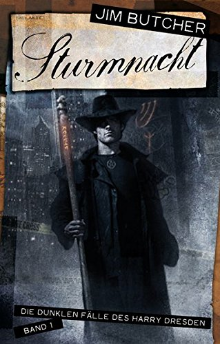 Jim Butcher - Sturmnacht [Harry Dresden 1]