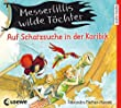 Messerlillis wilde Tchter - Auf Schatzsuche in der Karibik, 2 CDs [Audiobook] [Audio CD]